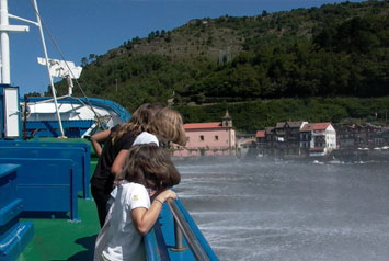 A sailor day in Pasaia