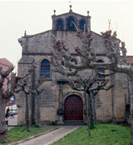 Augustinian Convent of 16th century in Errenteria