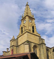 Parish Church of Nuestra Señora de la Asuncion in Errenteria