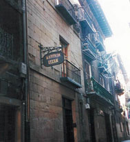 Captain´s Baroque House in Errenteria