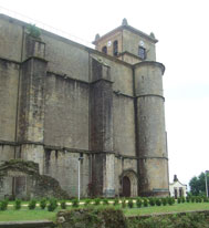 San Esteban de Lartaun Church in Oiartzun