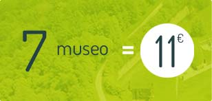 7 museo=11€