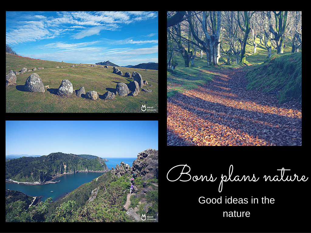 Bons plans nature-Ideas